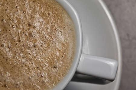 Kaffeetasse Standard-Bild - 12704277