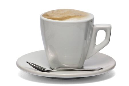 capuccino: Coffee cup