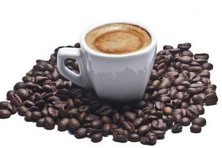 cremoso: Taza de caf�