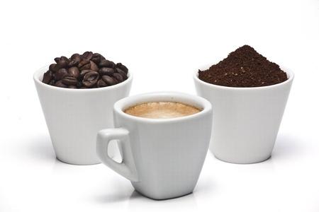 Kaffeetasse Standard-Bild - 12704399