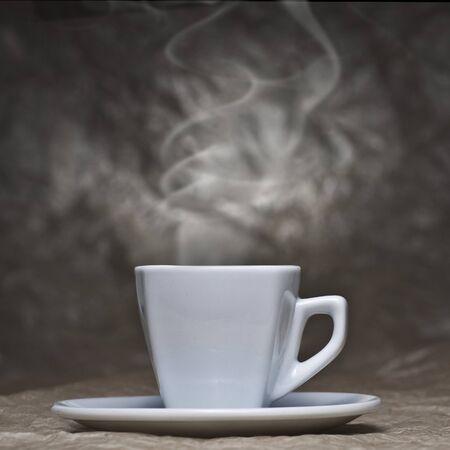 Taza para café Foto de archivo