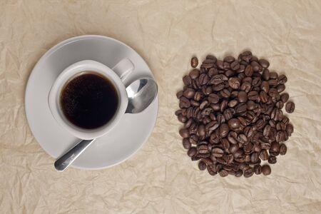 Kaffeetasse Standard-Bild - 14694966