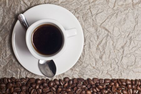 expresso: Coffee cup