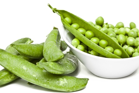 Peas Stock Photo - 17254090