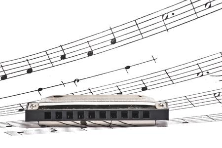 Harmonica Stock Photo - 17314805