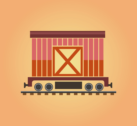 Simple Web Icons: Train Illustration