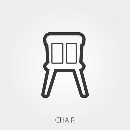 stool: Simple Household Web Icons: Stool