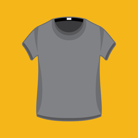 t shirt printing: Vector Pattern t-shirts ready to spray images. Design template.