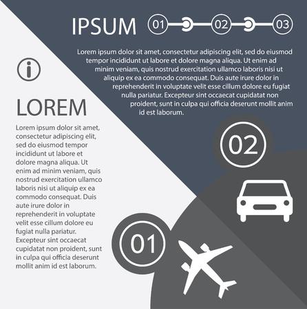 Information graphics. Set elements of infographics. Travel infographics. Travel Infographic. Chart for presentation transportation infographics