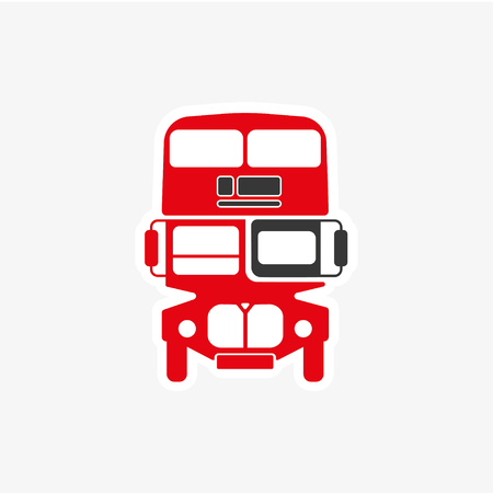 british culture: Set of icons on the theme of England and the Kingdom of Great Britain. Colored vector illustration for mobile ideas and design visualization.