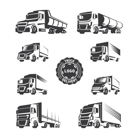 Icon of trucks.