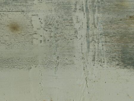 scrapped: scrapped surface of neutral colored painted metal background Stock Photo