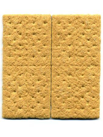 graham: baked graham crackers