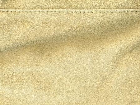 Analyse de la lumière daim tan avec broderie  Banque d'images - 5163190