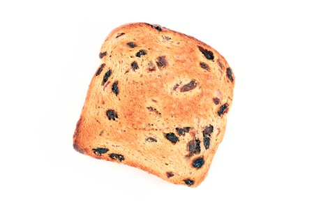 raisin bread Фото со стока