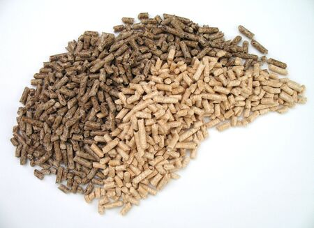 fireplaces: wood pellets for fireplaces and stoves