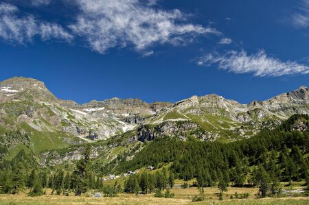 Alpe Veglia italian natural park, Piemonte, Italy