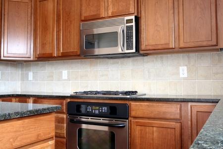 A luxury kitchen photo