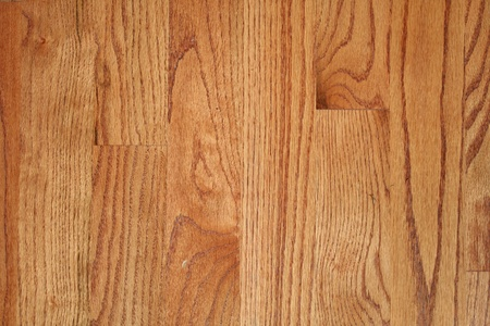 Hardwood floor in a house photo