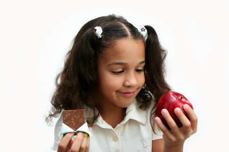 decides: Child decides what to eat