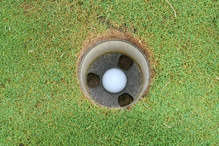 Golf Green Stock Photo - 13150848