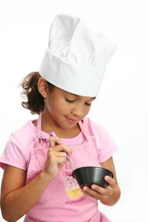 6 years: Child chef