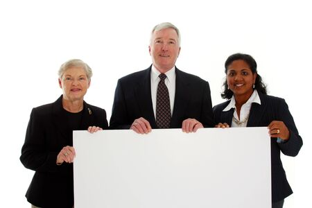 white work: Business team working together in their office Stock Photo