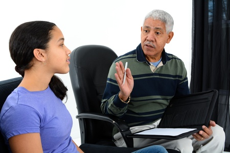 terapia psicologica: Persona que necesita tener una sesi�n de asesoramiento