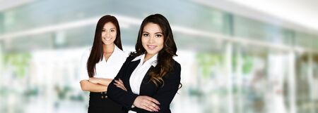 executive women: Confident businesswoman who is ready for work