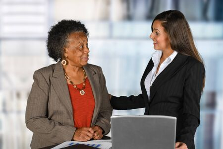 counseling session: Person in need having a financial counseling session