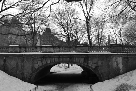 glade: Glade Arch in central Park