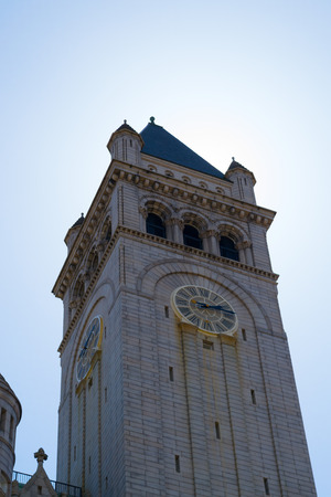 renamed: The Old Post Office pavillion was renamed in 1983 as Nancy Hanks Center. The building was finished in 1899