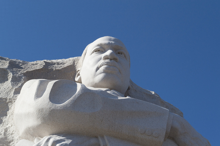 martin luther king: Martin Luther King Jr Memorial opened to the public in 2011 Editorial