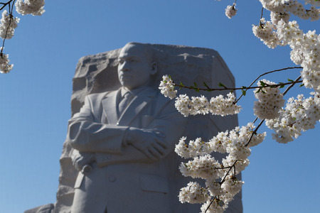 Martin Luther King Jr Memorial opened to the public in 2011 Editorial