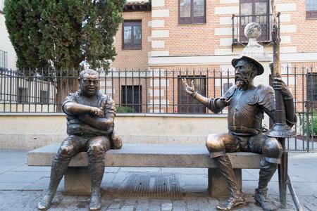 don quijote: Alcalá de Henares es una ciudad milenaria nombrado Patrimonio de la Humanidad