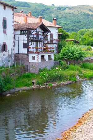 Elizondo is the capital of the Baztan Valley located in the Pyrenees