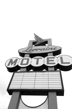 Picture of the Lorraine Motel where Martin Luther King was killed