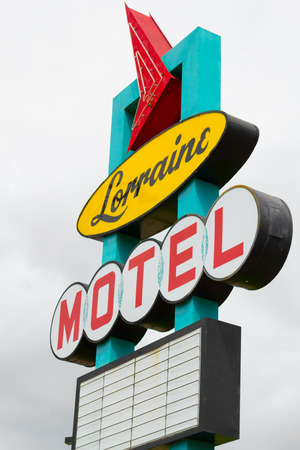 king james: Picture of the Lorraine Motel where Martin Luther King was killed