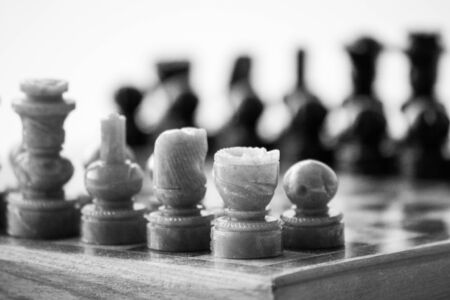 originated: Chess is an strategy and intelligence board game originated in India that is played between two people on a chessboard
