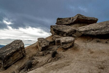 gully: Bardenas