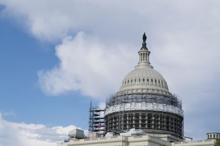 US Capitol construction was finished in 1800.