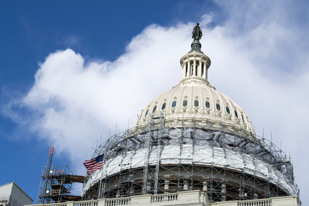 us capitol: US Capitol construction was finished in 1800.