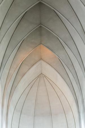 ericsson: Hallgrimskirkja is a Lutheran Church in Reykjavik Editorial