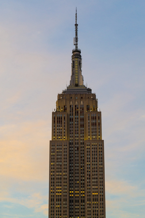 fifth avenue: Empire State Building building is located in midtown Manhattan and was finished in 1931