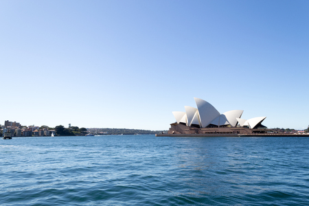 wales: Sydney Opera House is one of the most iconic monuments in Australia
