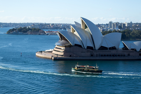 Sydney Opera house and Harbor Bridge are the most iconic monuments in Sydeny