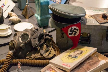 objects: World War II objects