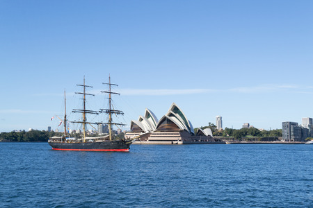 sydney opera house: Sydney Opera House is one of the most iconic monuments in Australia