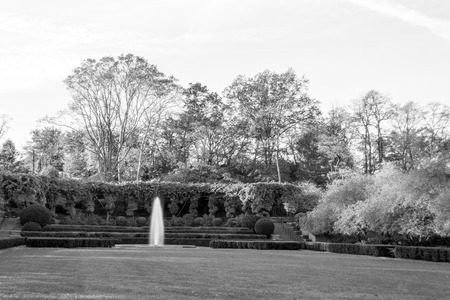 conservatory: The conservatory Garden was located in central park was open to the public in 1937