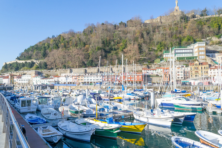 San Sebastian is a costal city in the Basque country known world wide for its gastronomy